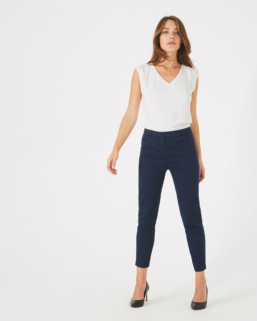 Rubis navy blue trousers (1) - 1-2-3