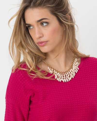 Pull fuchsia manches longues Hélice (1) - 1-2-3