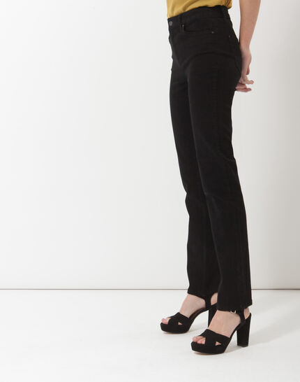 Victor straight black jeans (3) - 1-2-3