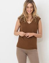 Neptune brown t-shirt brown.