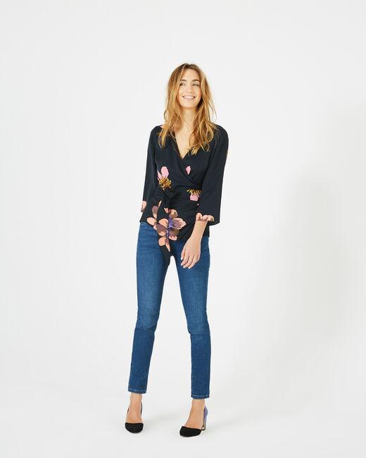 Blouse fleurie Daniella (1) - 1-2-3
