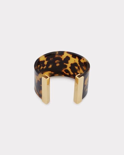 Irina camel cuff bracelet (1) - 1-2-3