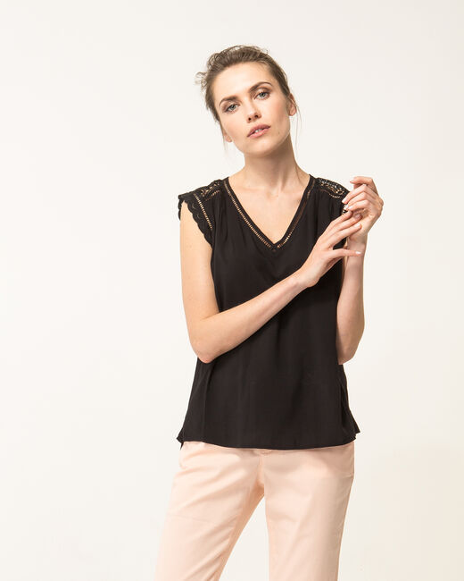 Eden black blouse (1) - 1-2-3