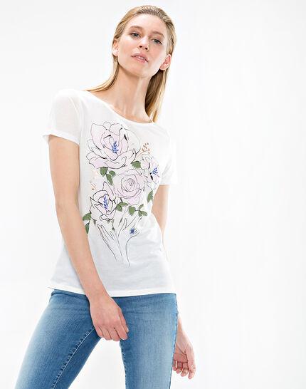 Tee-shirt imprimé Nelly PhotoZ | 1-2-3