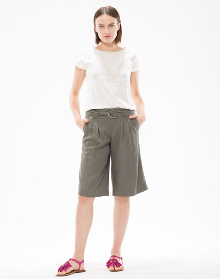 Tee-shirt brodé de fils lurex Nurex (4) - 1-2-3