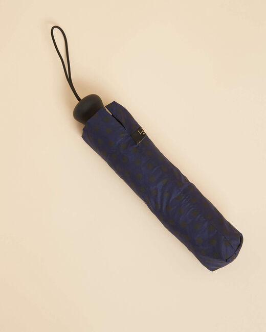 Parapluie bleu à pois Winny (1) - 1-2-3