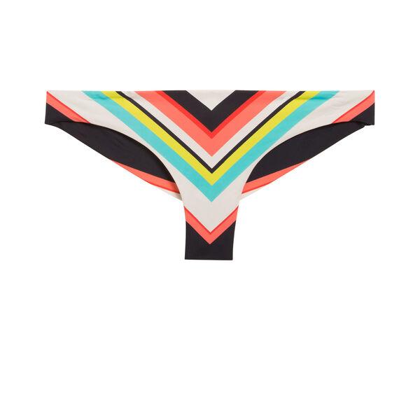 Bettiz crossiz black bikini bottoms;${refinementColor}