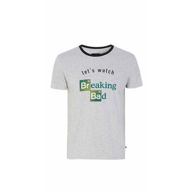 T-shirt gris clair polosiz ;${refinementColor}