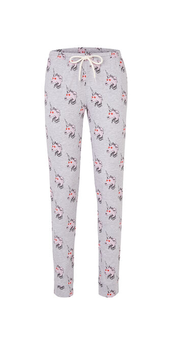 Pantalon gris goodgirliz grey.
