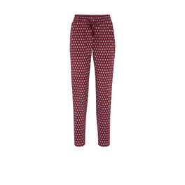 Pantalon bordeaux coroniz red.