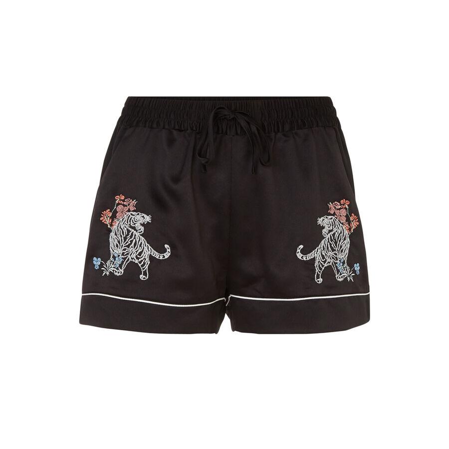 Plabirdiz black shorts;${refinementColor}