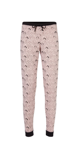 Picbossiz pink trousers pink.