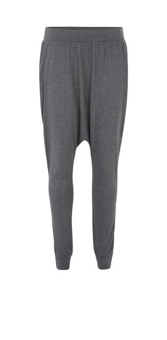 Pantalon de sport gris sarouiz grey.