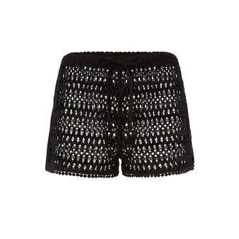 Naguiz black shorts black.