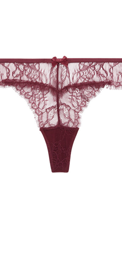 Maliciz purple thong;${refinementColor}