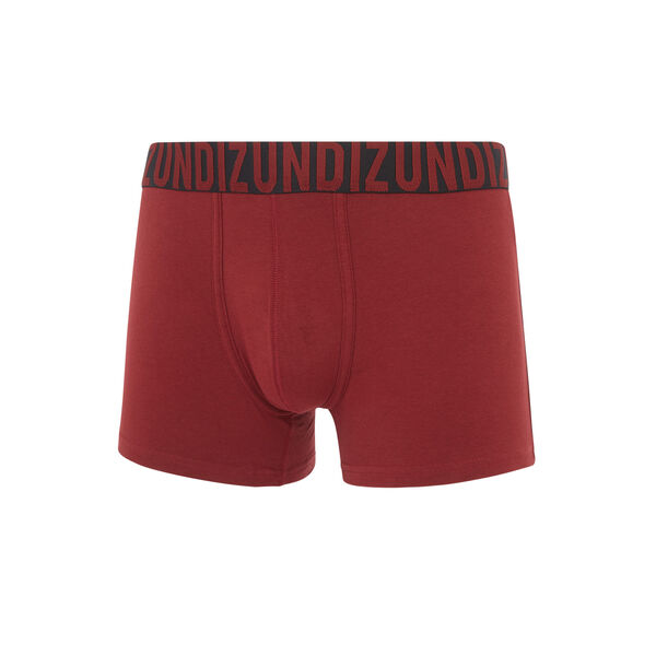 Oreliz burgundy boxer shorts;${refinementColor}