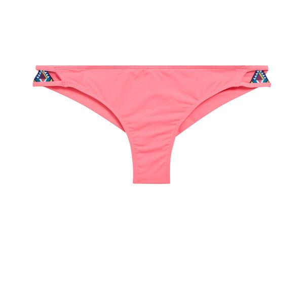 Bas de maillot de bain rose daiquiriz;${refinementColor}