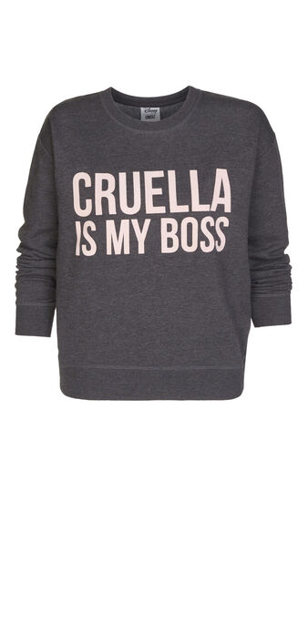 Sweat noir cruelliz black.