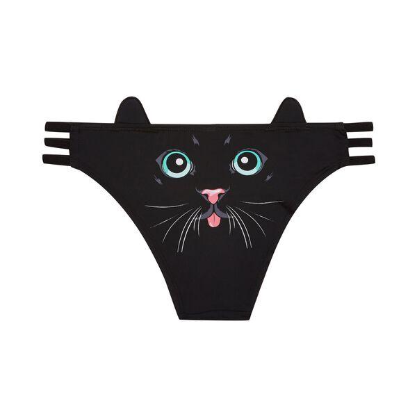 Culotte noire catiminiz;${refinementColor}