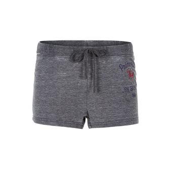 Medociz grey shorts grey.