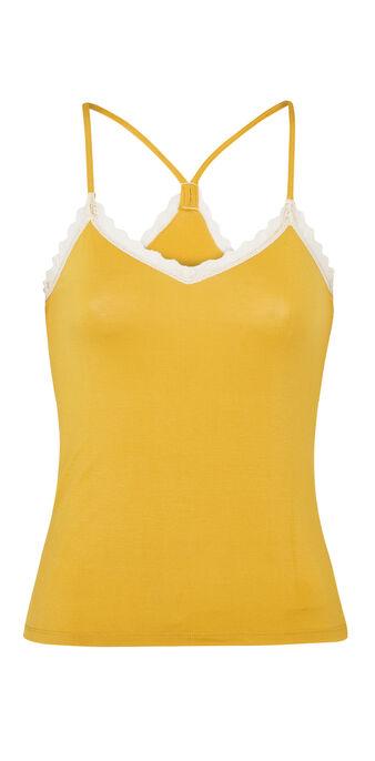 Top jaune vitamiz yellow.