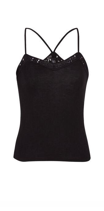 Top noir ribiz black.