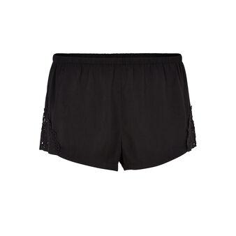 Short noir pentacliz black.