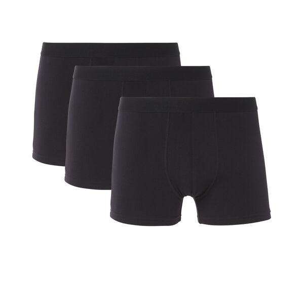 Lot de trois boxers noirs sombriz;${refinementColor}