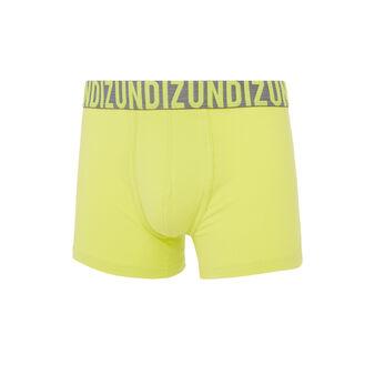 Oreliz yellow boxer shorts yellow.