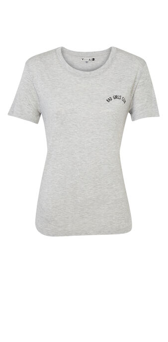 Top gris clair clubiz grey.