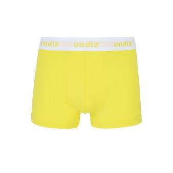 Jenefairiz yellow boxers yellow.