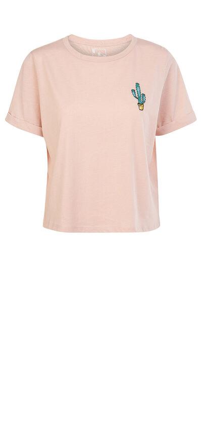 Cactusiz pale pink top;${refinementColor}