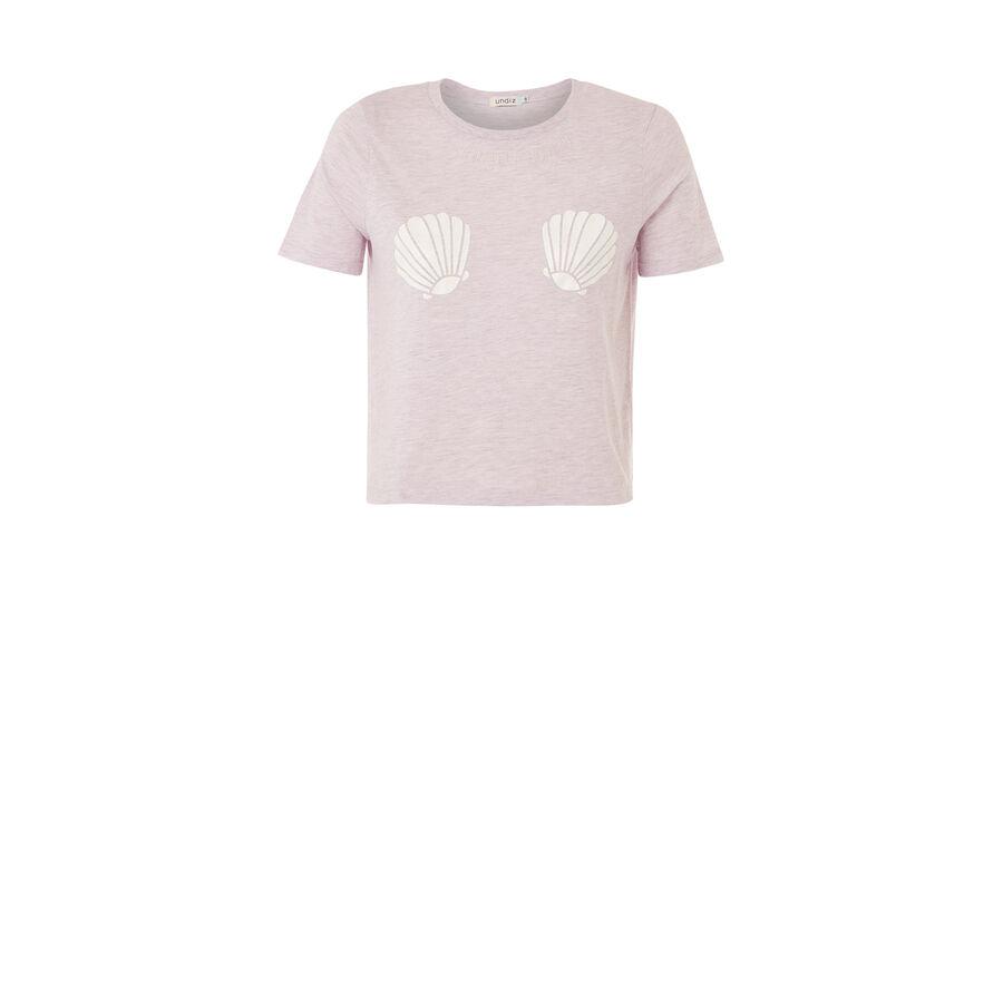 Coquillagiz pink crop top;${refinementColor}