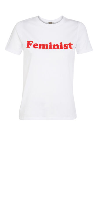 Feminiz white top white.