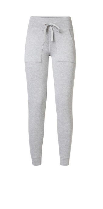 Drogbiz grey sports leggings grey.