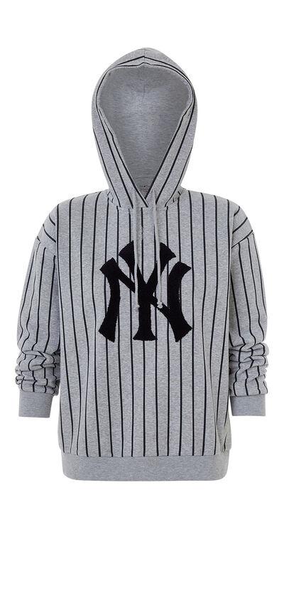 Yankiz light grey sweatshirt;${refinementColor}