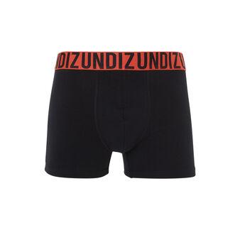 Boxer noir toomuchiz black.