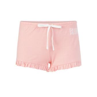 Short rose soblondiz pink.
