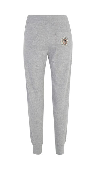 Pantalon gris clair mojiz grey.