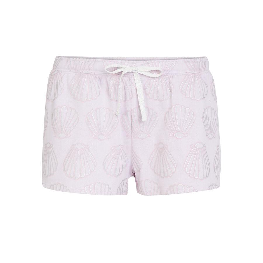 Coquillagiz light pink shorts;${refinementColor}