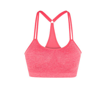 Brassière de sport rouge new swimmiz red.