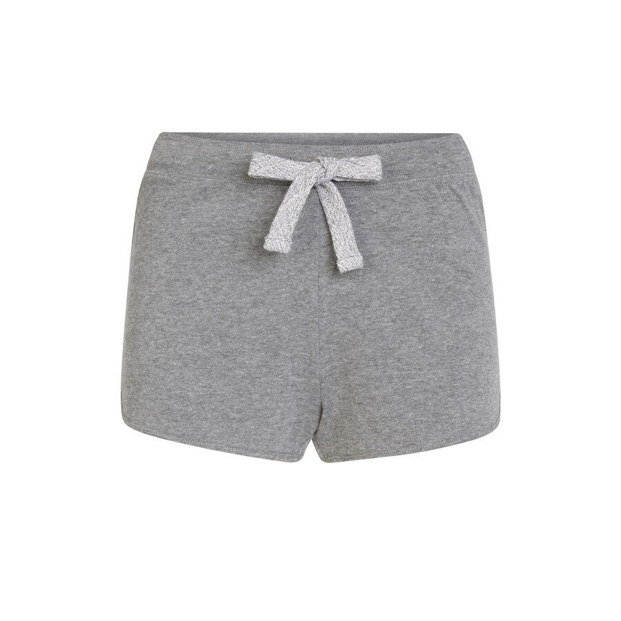 Mermaidiz grey shorts;${refinementColor}