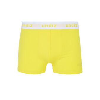 Madridiz yellow boxers yellow.