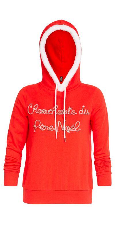 Sweat rouge perenoeliz;${refinementColor}