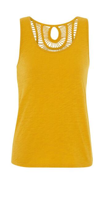 Backjoliz yellow top yellow.