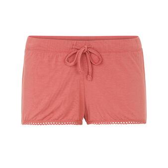 Pitiz dusty rose shorts pink.