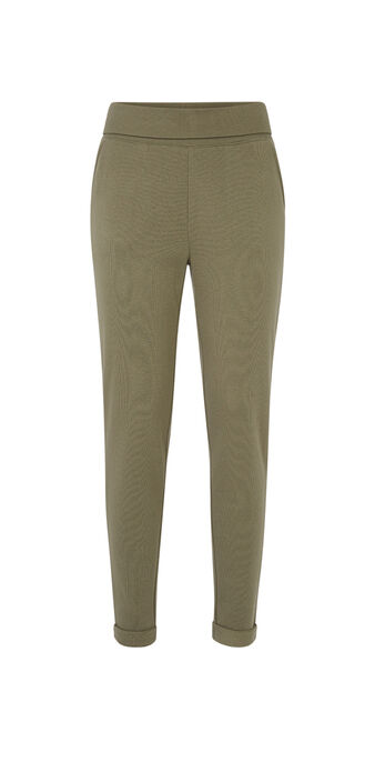 Pantalon vert kaki saleziz green.