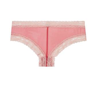 Shorty roja envejecido new shoppiz pink.