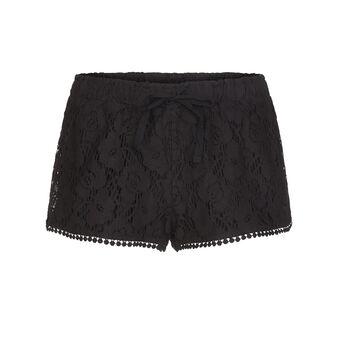 Short noir sereiz black.