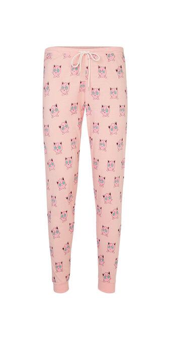 Pantalon rose lalaliz pink.